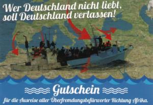 Deutschland verlassen