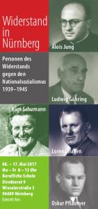 Widerstand in Nürnberg